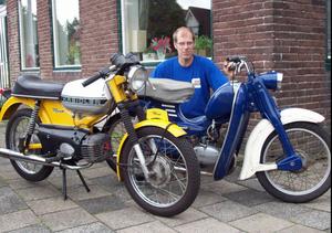 Robert van der Helm  uit Heerenveen