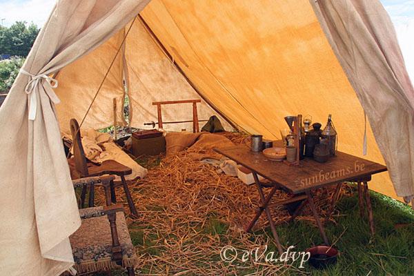 kampement, Oudenaarde