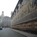1A Dresden, De Fürstenzug of de optocht der Saksische vorsten, g