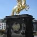 1A Dresden, Gouden ruiterbeeld van koning August de Sterke