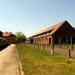 3B Auschwitz,  bakstenen barakken