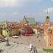 4 Warschau, Slotplein,  met monument onbekende soldaat