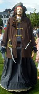 7800 Ath - Jack Sparrow, le Pirate de la Dendre