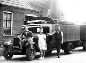 Feenstra - Damwoude  Willys Overland
