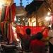 1a Cairo_Khan al-Khalili bazar _Koopman met stoffen