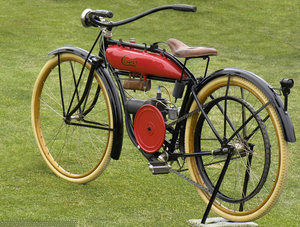 Evans Power Cycle