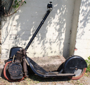 Autoped Scooter 1918