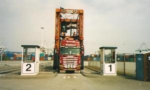 Container opzetten