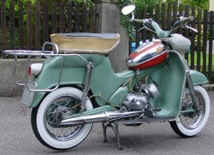 Puch Condor DS 50  1961