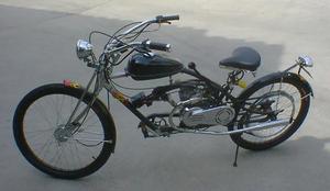 Whizzer 150cc  4 versnellingen