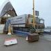 Boonstra vanaf de ferry bij Helsingborg