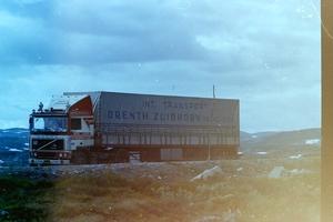 Drenth op de Hardanger Vida in Noorwegen