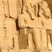 Abu Simbel tempels..