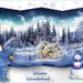 Vouwkaart Winterwonderland