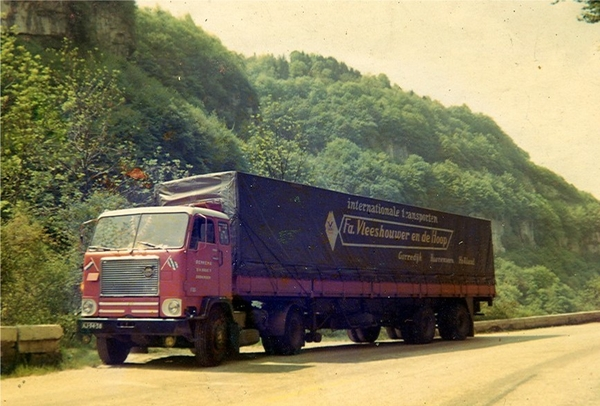 Renkema 1972 in Zwitzerland