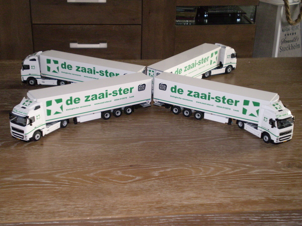 Wagenpark Zaaister - Leek
