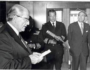 5 1977 - JR en Prins Albert