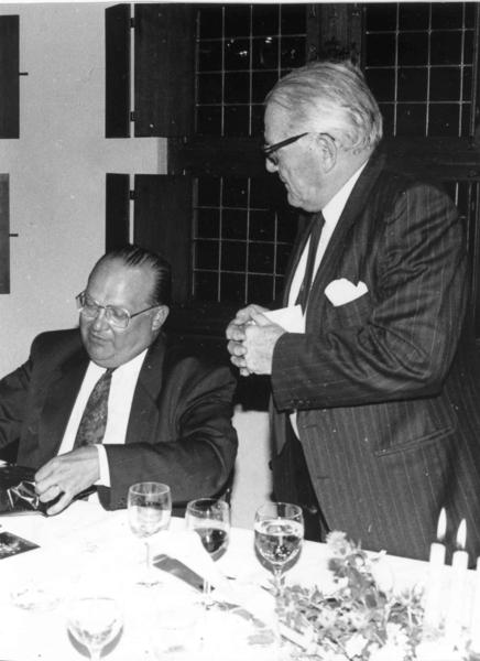 12 JR met eerste minister Dehaene