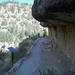 Walnut Canyon nabij Flagstaff