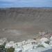 Meteor Crater nabij Winslow