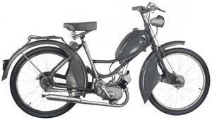 Anker AFS 5023 1956 met Sachs motor