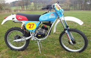 AIM. Polini RC 50 1977