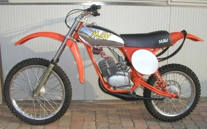 MAV. 50 MX  Italië 1978