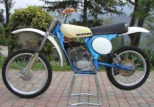 Simonini 50MX 1978