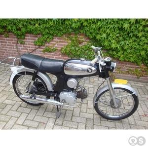 Honda C 320S  49cc 1966
