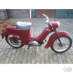 Jawa 555  49cc 1959
