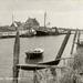 de haven van Paal  in 1960