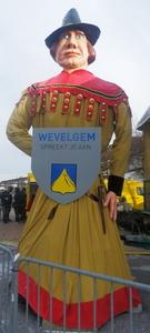 8560 Wevelgem - Jan van de Perscherie