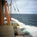 mv Rubens 1968 in Atlantische oceaan ( eigen foto )