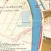 Molenvest 1962 met erboven tracé tunnel en E3 ring