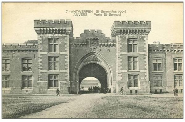 De  Sint Bernardse poort