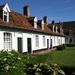 Weeuwhof 21 kleine woningen uit 1769 - Poperinge