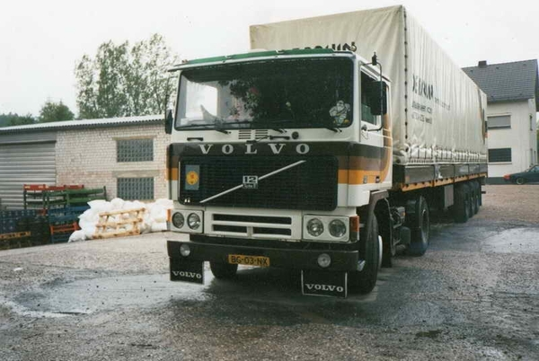 Volvo in Trier