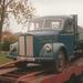 Scania naar Meppel
