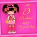 meisje 5 jaar