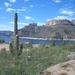 Apache Lake nabij Phoenix