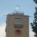 toren met MB Logo
