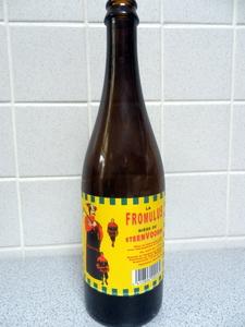 bouteille Fromulus de Steenvoorde