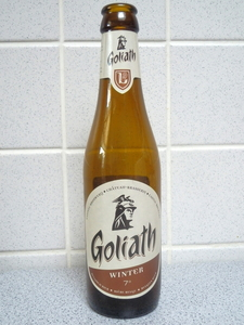 bouteille Goliath Winter