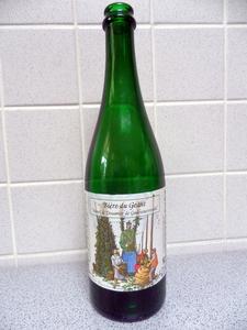 bouteille Henri le Douanier de Godewaersvelde