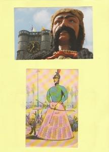 cartes postales Ath 4