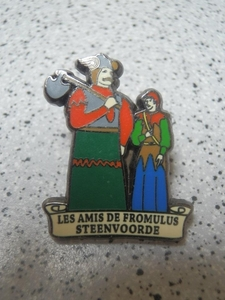 pin's Amis de Fromulus