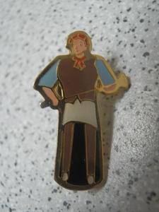 pin's Cayoteu