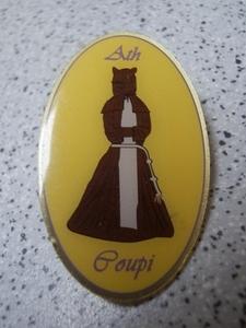 pin's Coupi