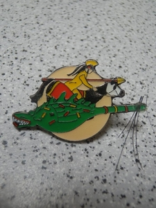 pin's Dragon de Mons