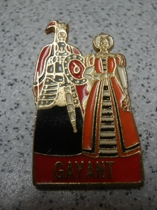 pin's Gayant